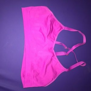 Under Armour Other - Hot Pink Under Armor Sports Bra