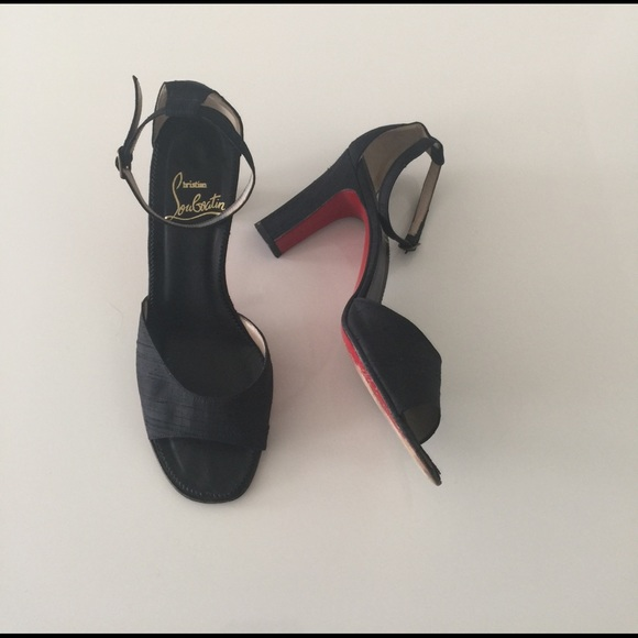 another chance e2b3f 0a840 CHRISTIAN LOUBOUTIN HEELS. PRICE FIRM