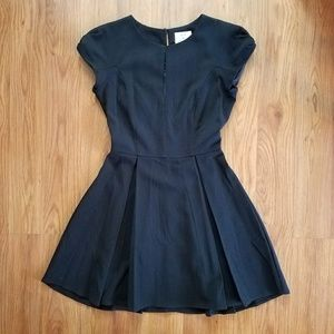 Pins & Needles Dresses & Skirts - Pins and needles black skater dress