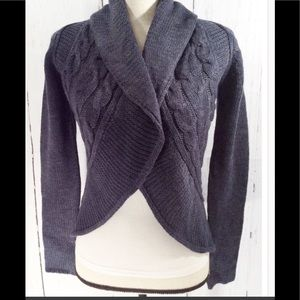 Forever 21 Open Wrap Cardigan