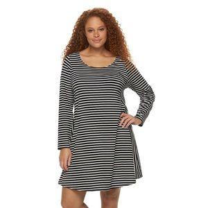 Chapter Dresses & Skirts - Nwt apt 9 swing dress