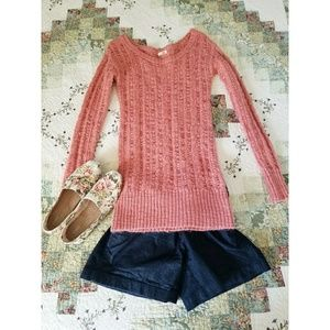 aerie Sweaters - Aerie dusty rose sweater