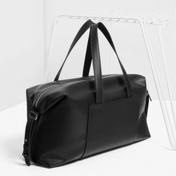 e3bc28031d Zara Duffle Bag
