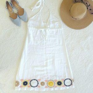 Diane von Furstenberg Dresses & Skirts - Diane Von Furstenberg White Dress