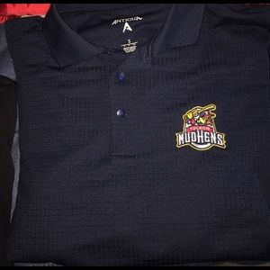 Antigua Other - Toledo Mud Hens polo. Great condition