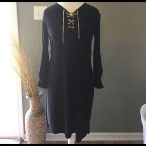 Spense Dresses & Skirts - NEW WITH Tags Spense Black and Gold Dress