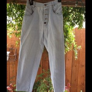 London London Pants - Super cute high waist pants denim size 8