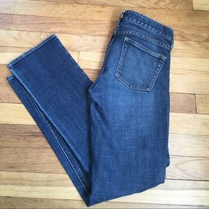 J. Crew Matchstick Stretch Jeans