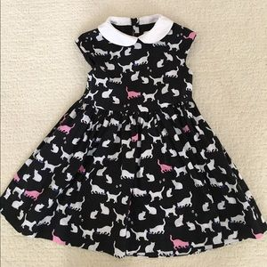 Kate spade kitty cat dress