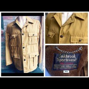 Deadstock - SEARS. CHORE / Barn Jacket Sz 42 M/L