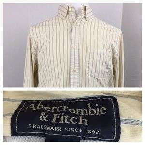 Abercrombie & Fitch Other - Abercrombie & Fitch Muscle Casual & Dress Shirt XL