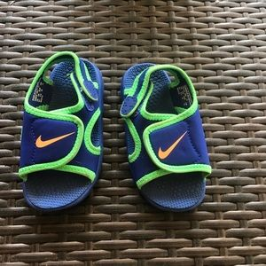 Nike  Other - Gently used Nike baby sandals