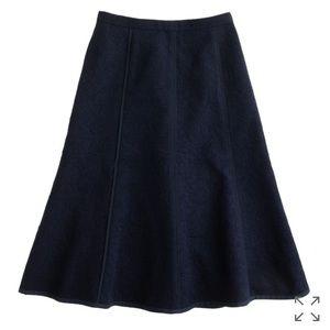 J. Crew Dresses & Skirts - 30% OFF BUNDLES J. Crew Seamed Matelasse Skirt EUC
