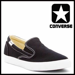 Converse Other - ⭐⭐ CONVERSE CANVAS SLIP ON SHOES Low Profile