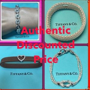 All authentic Tiffany at discounted rate