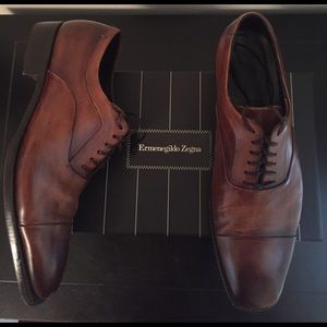 Ermenegildo Zegna Other - Zegna dress shoes