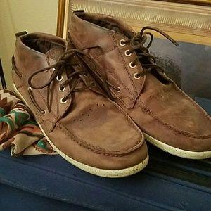 Element Other - Element men leather mid cut shoes size 12