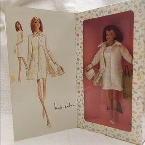 Barbie Other - Vintage Nicole Miller City Shopper Barbie