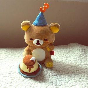 Sanrio Other - • rilakkuma 3rd anniversary plush •