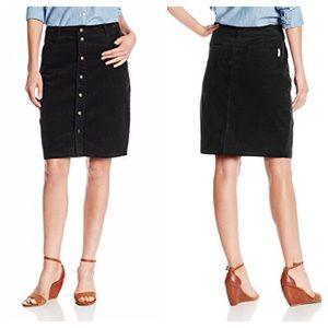 Woolrich Dresses & Skirts - Wool rich • Black Cord Skirt