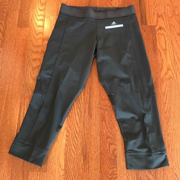 Adidas by Stella McCartney Pants - Adidas by Stella McCartney Kneecap  Leggings 4abf691e7eb