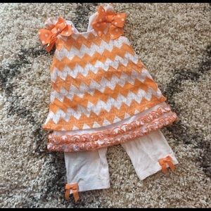 Bonnie Baby Other - Baby girl cute outfit