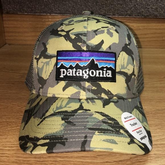 1f925f7b5fc11 Patagonia Trucker Hat - CAMO