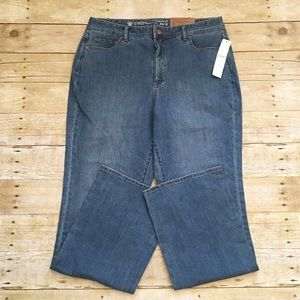 Coldwater Creek Denim - NWT Coldwater Creek classic fit bootcut jeans, 14