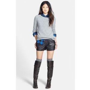Sandra Ingrish Tops - Sandra Igrish Check Cotton Flannel Shirt XS