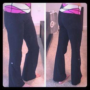 lululemon athletica Pants - Lululemon flare pants
