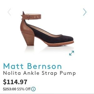 Matt Bernson Shoes - Matt Bernson shoes, authentic!