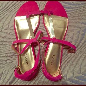 Alfani Shoes - Fuchsia Sandals