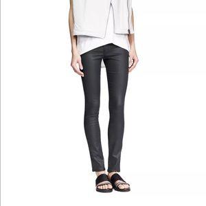 Helmut Lang Pants - NWOT Helmut Lang Coated Skinny Ankle Jeans Sz 26
