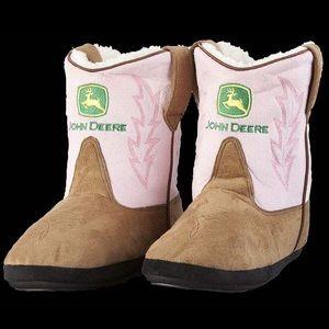 John Deere Shoes - John Deere Cowboy Kickers