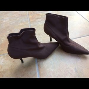 predictions Shoes - Brown booties