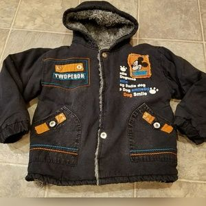 Other - Super cool and quirky kid's jacket!!