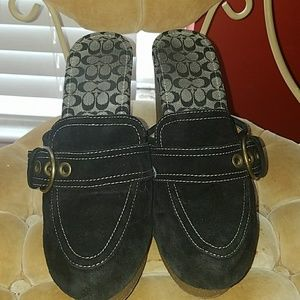 Coach Shoes - Super nice pair of Coach shoes.