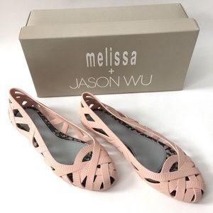 Melissa Shoes - Melissa Jelly Flats Size 10