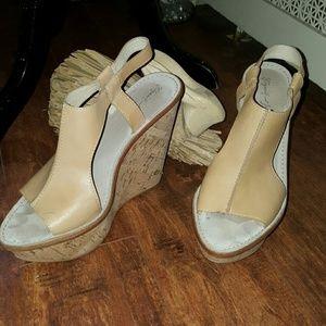 Elizabeth and James Shoes - Elizaberh & James cork sandals 9.5