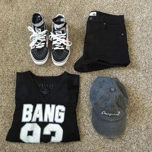 Ariana Grande Tops - Ariana Grande BANG BANG 93 jersey top