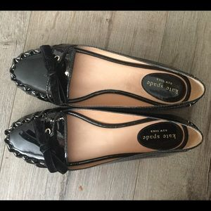 Chic gorgeous Kate Spade flats
