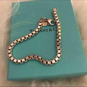 Tiffany & Co. Jewelry - 💙 Tiffany & Co venetian link bracelet 💙
