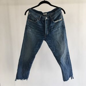 Citizens of humanity vintage jeans- Liya