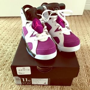 Jordan Other - Kids Jordan's Retro 6 GP