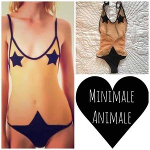 Minimale Animale Other - NWOT Minimale Animale 'The Outlaw' Swimsuit- R$295