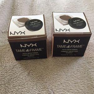 NYX Other - Bundle of 2 NYX Tame & Frame tinted brow pomade