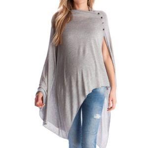 Seraphine Sweaters - Seraphine Maternity Nursing Shawl