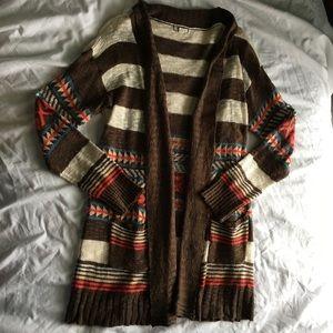 Eyeshadow Sweaters - Cardigan
