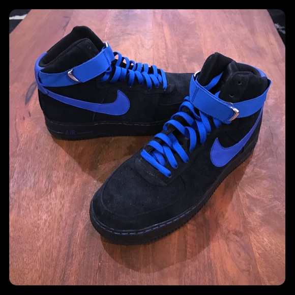 Nike Shoes Mens Custom Air Force 1 High Size 105 Poshmark