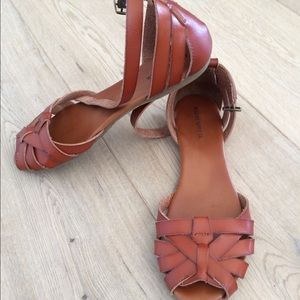 Mossimo Supply Co. Shoes - Mossimo 8.5 Brown Sandals